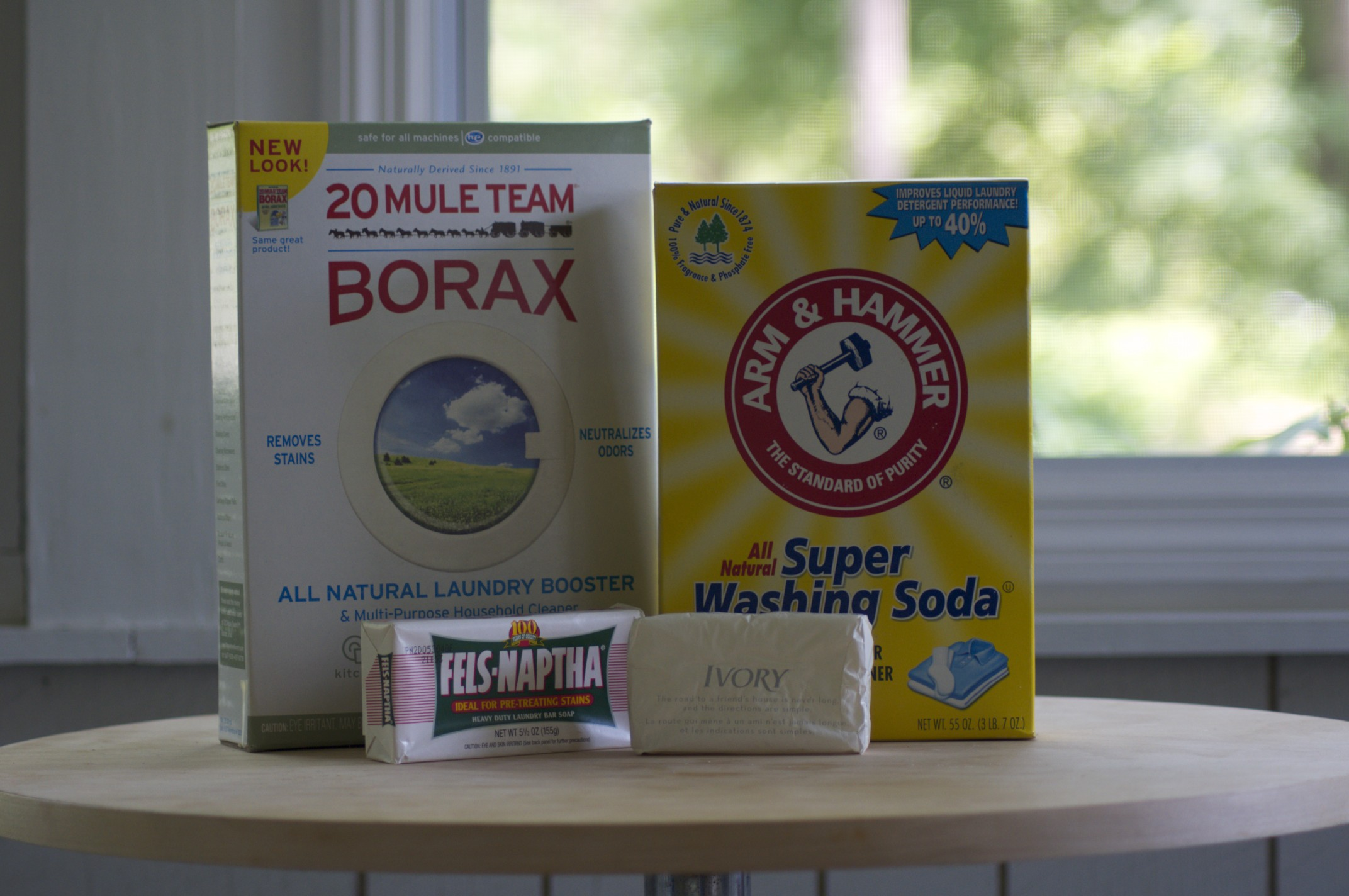 Homemade Laundry Detergent: Cheap and Cheerful