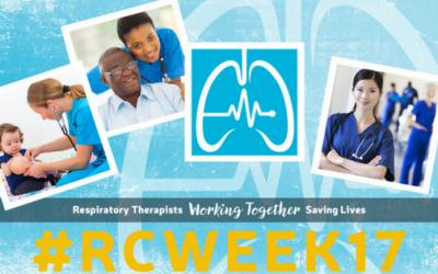 Respiratory Care Week: Good Respiratory Care Saves Lives