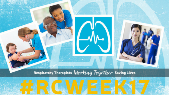 Respiratory Care Week: Good Respiratory Care Saves Lives