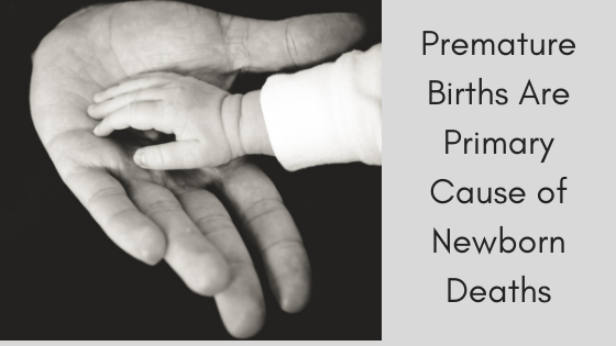 Premature Births Are Primary Cause of Newborn Deaths