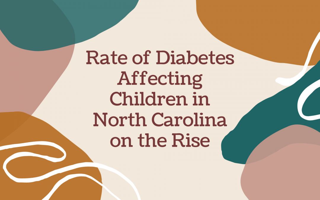 Rate of Type 2 Diabetes Affecting Children in North Carolina on the Rise